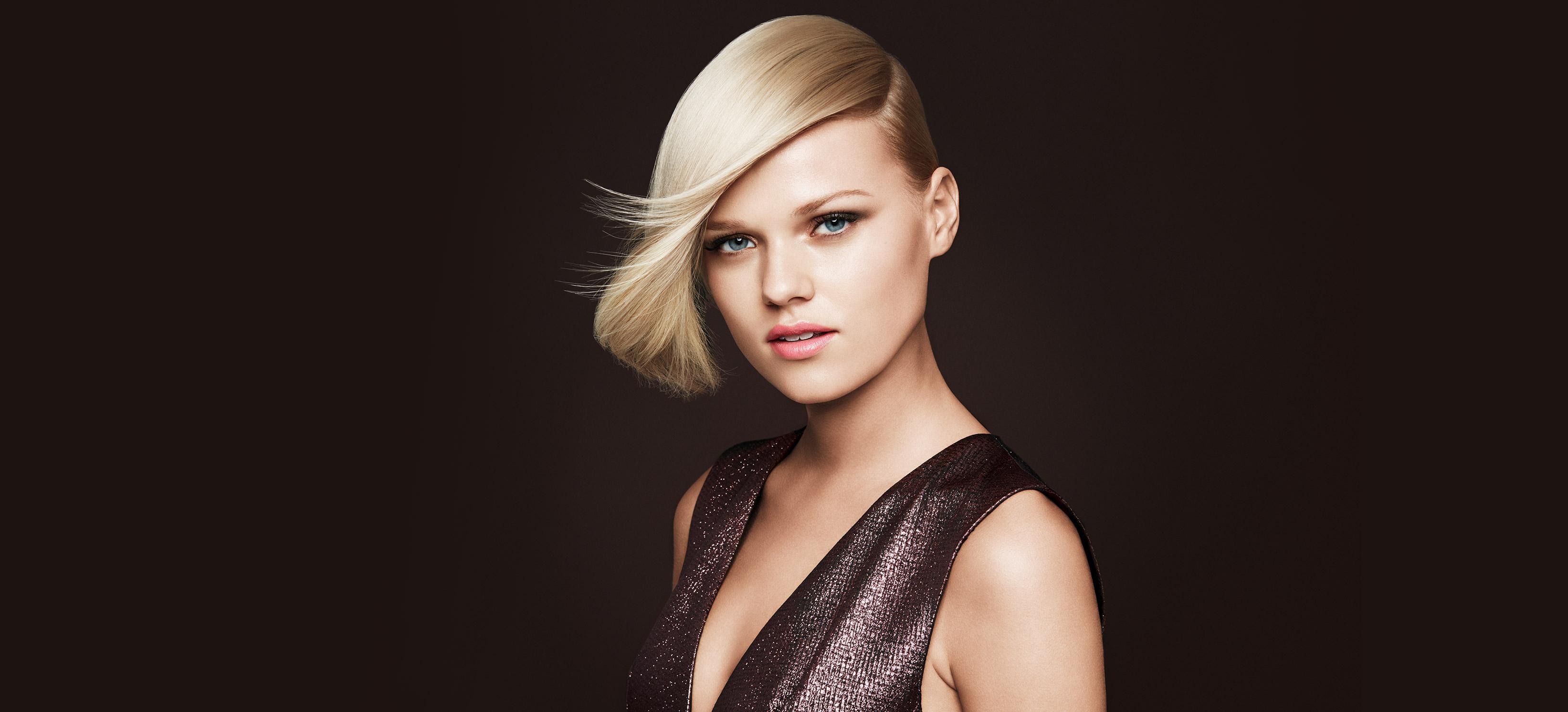 Nach blondierung dunkelblond färben